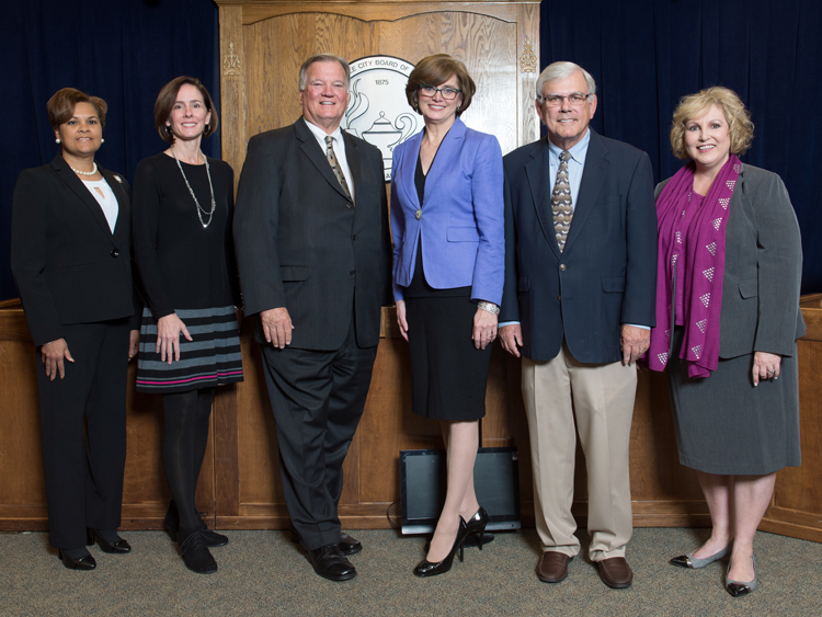 2016 Board of Education