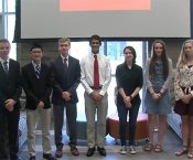National Merit Semifinalists at Grissom High